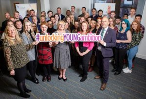 Unlocking Ambition cohort